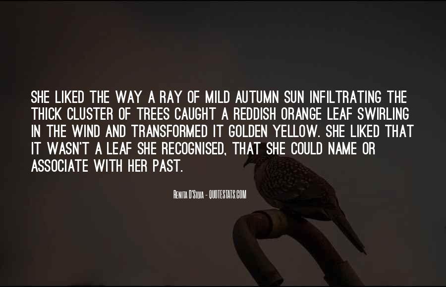 Autumn's Quotes #723756
