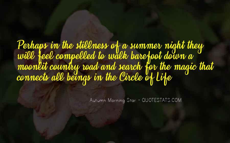 Autumn's Quotes #734491