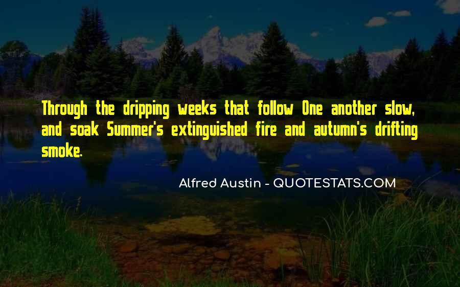 Autumn's Quotes #756761
