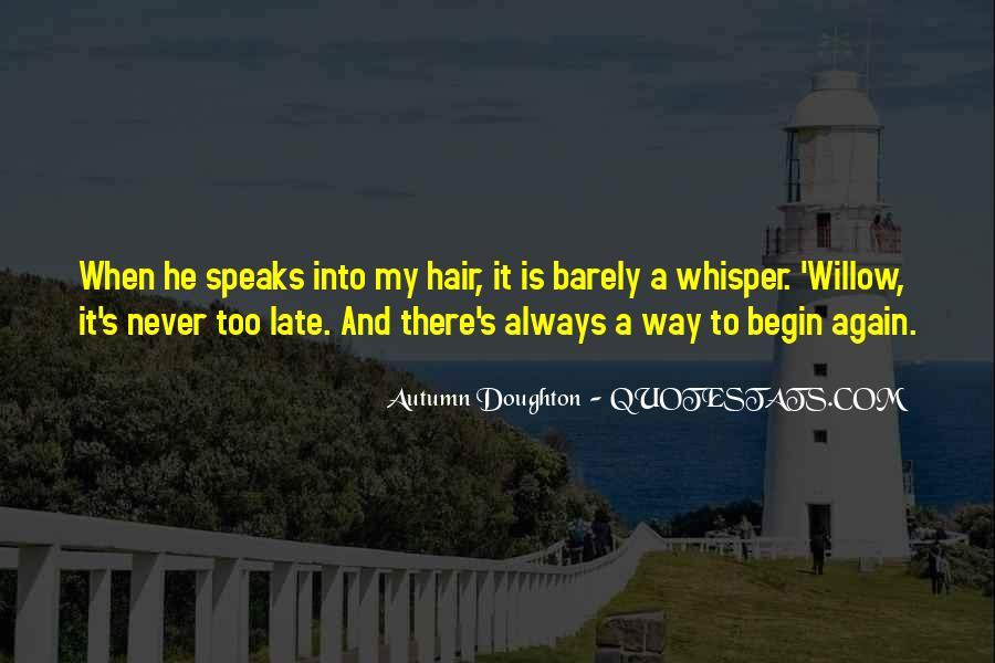 Autumn's Quotes #76427