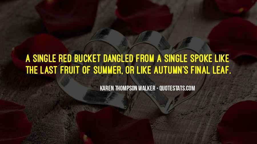 Autumn's Quotes #795071