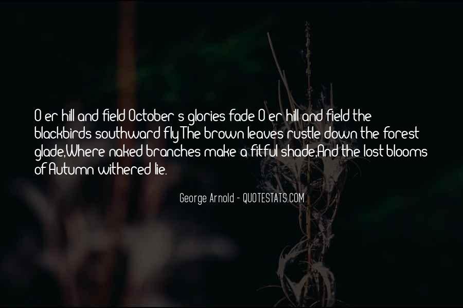Autumn's Quotes #907542