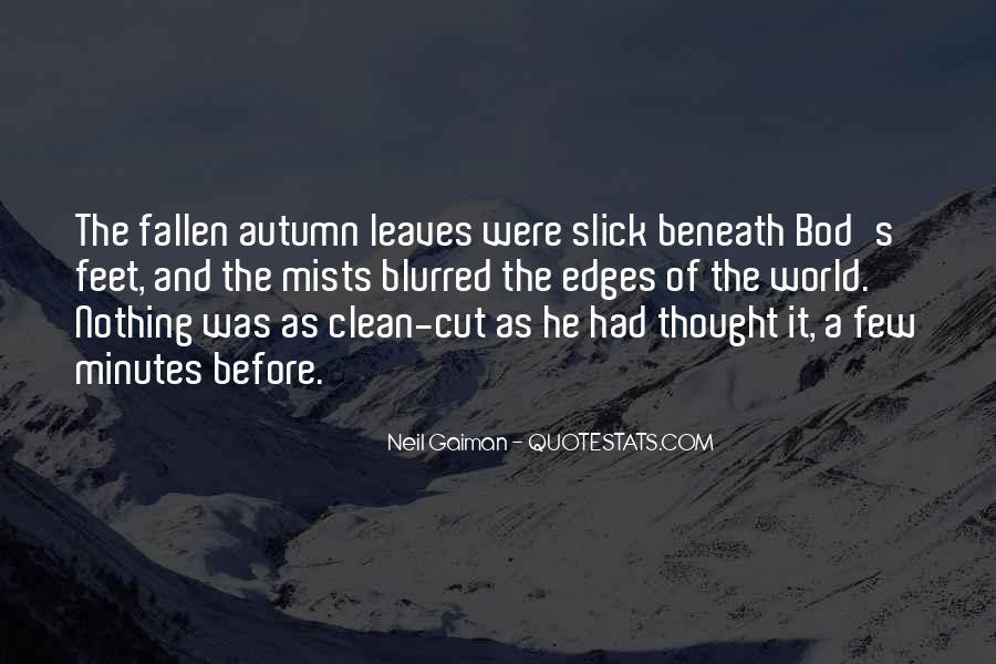 Autumn's Quotes #957940