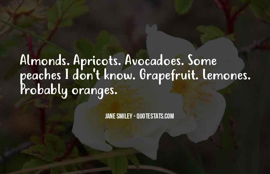 Avocadoes Quotes #1475071