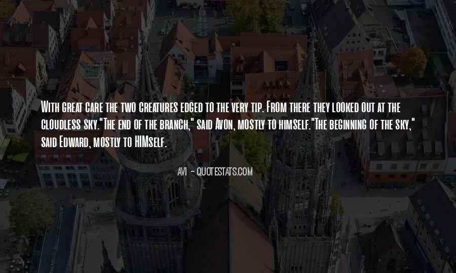Avon's Quotes #1263101
