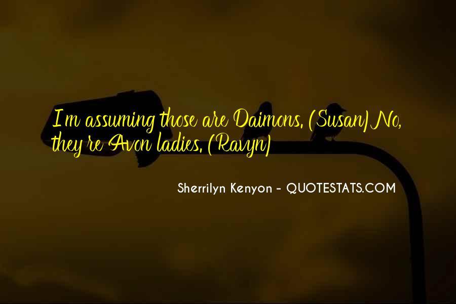 Avon's Quotes #1305520