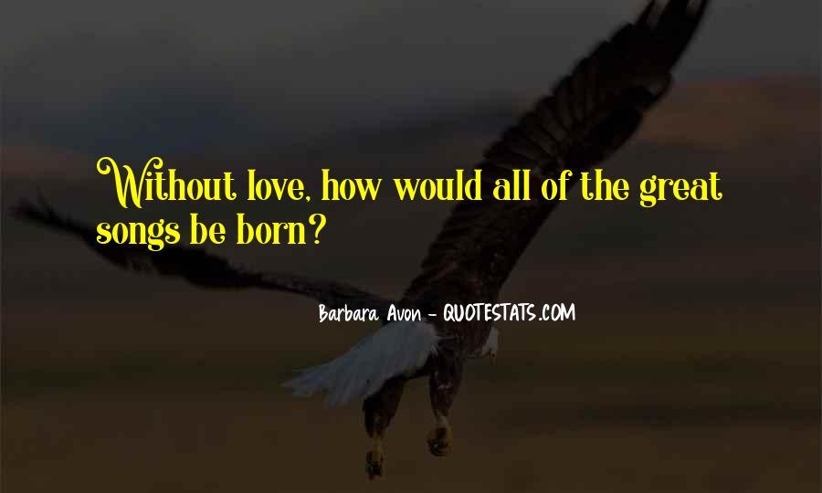Avon's Quotes #1310804