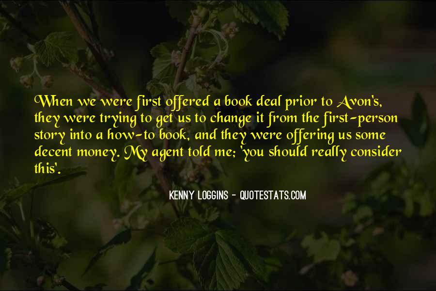 Avon's Quotes #1311086