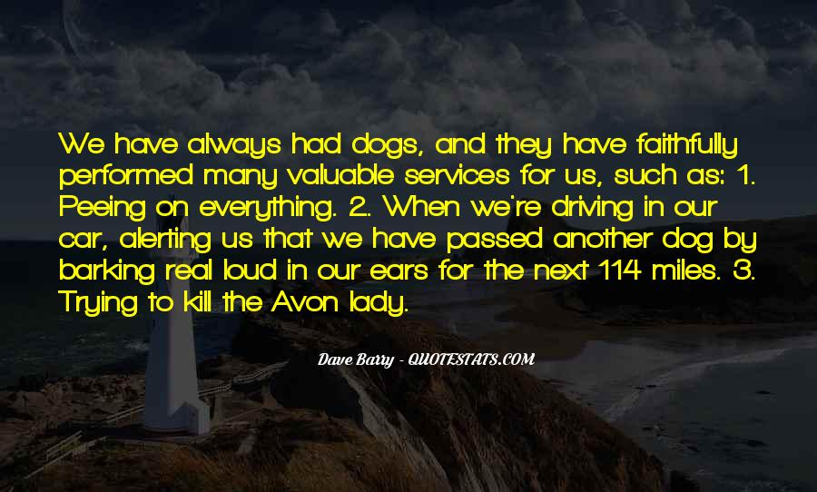 Avon's Quotes #141154