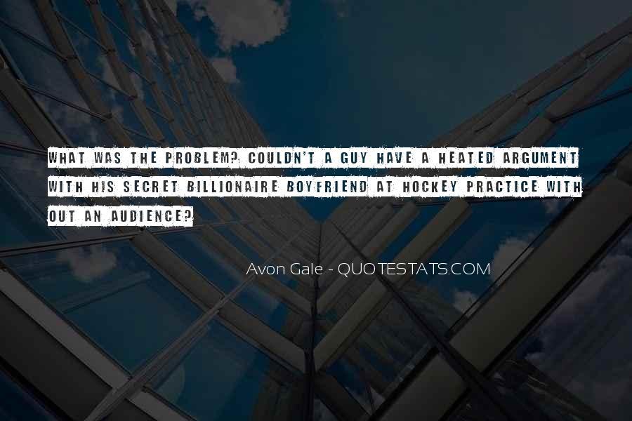 Avon's Quotes #267363