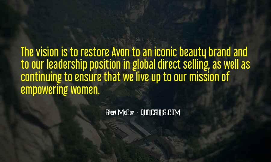 Avon's Quotes #281888