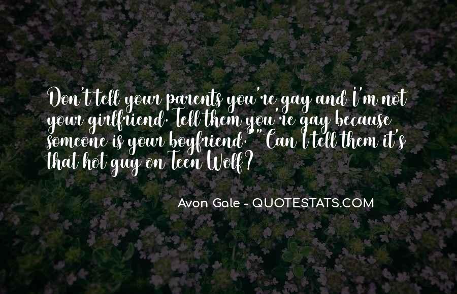 Avon's Quotes #298817