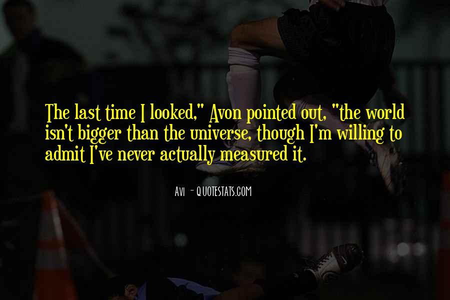 Avon's Quotes #724054