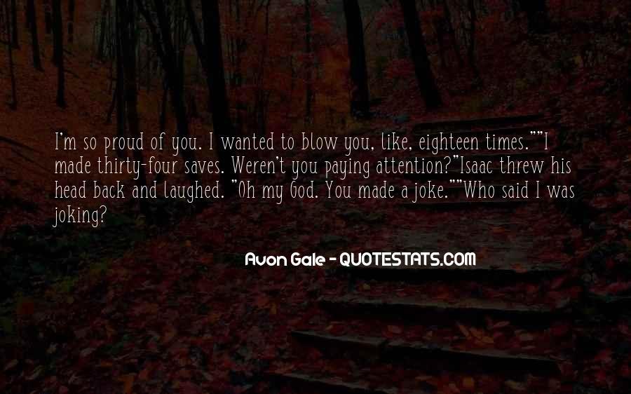 Avon's Quotes #777133