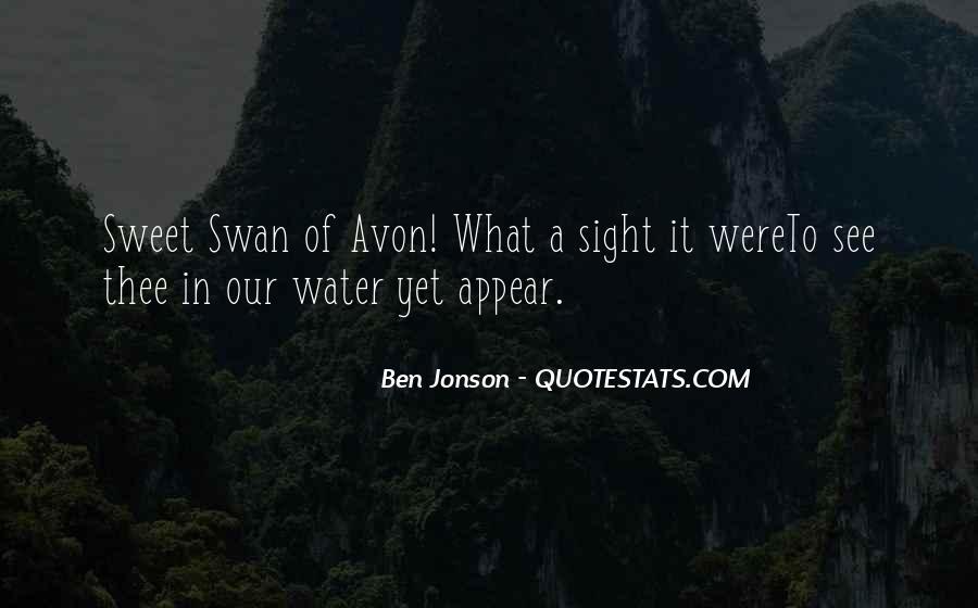Avon's Quotes #888979