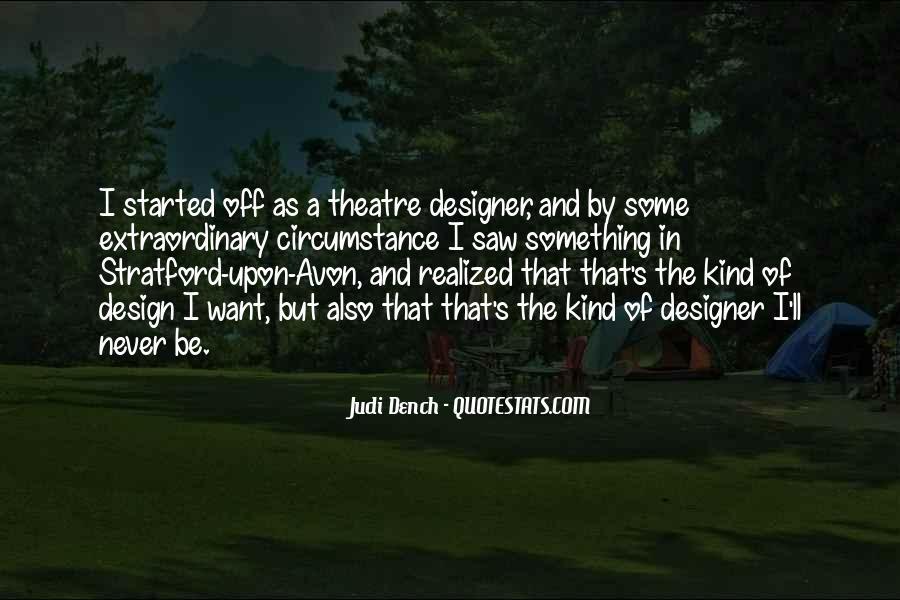 Avon's Quotes #958553