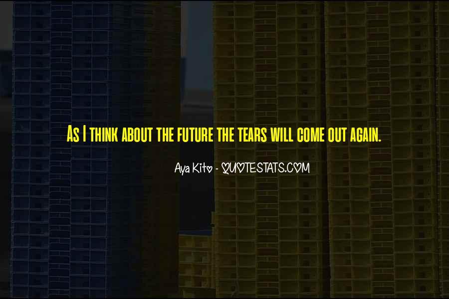 Aya's Quotes #1545950