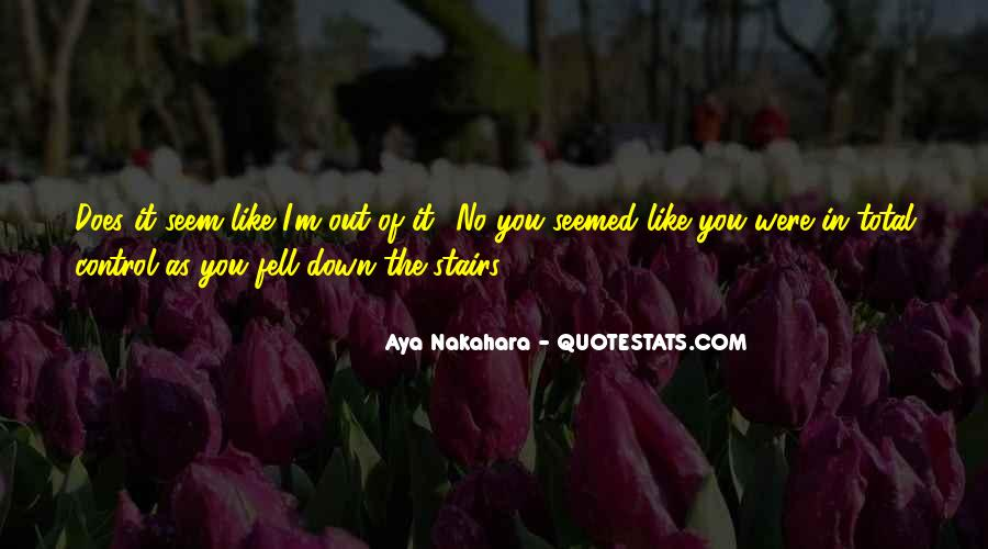 Aya's Quotes #1582282