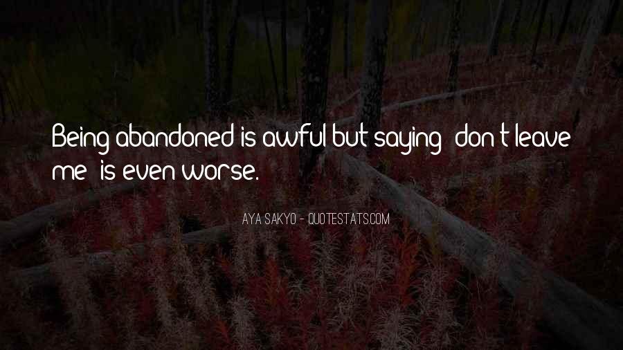 Aya's Quotes #1664969
