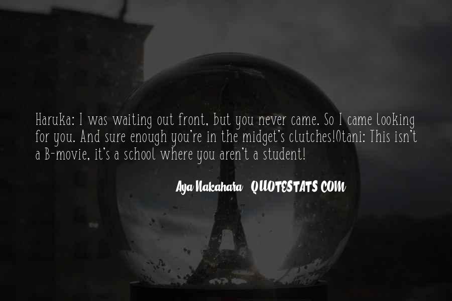 Aya's Quotes #1717071