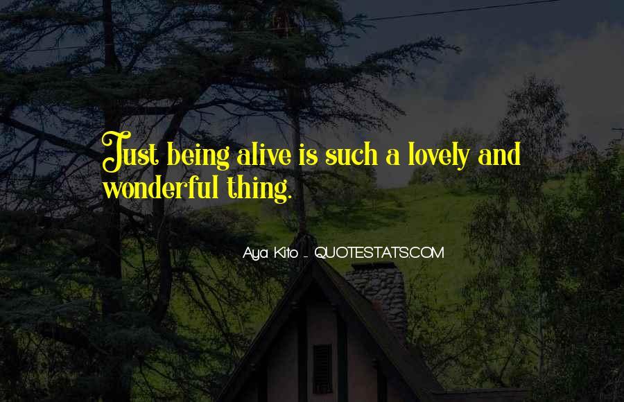 Aya's Quotes #862710