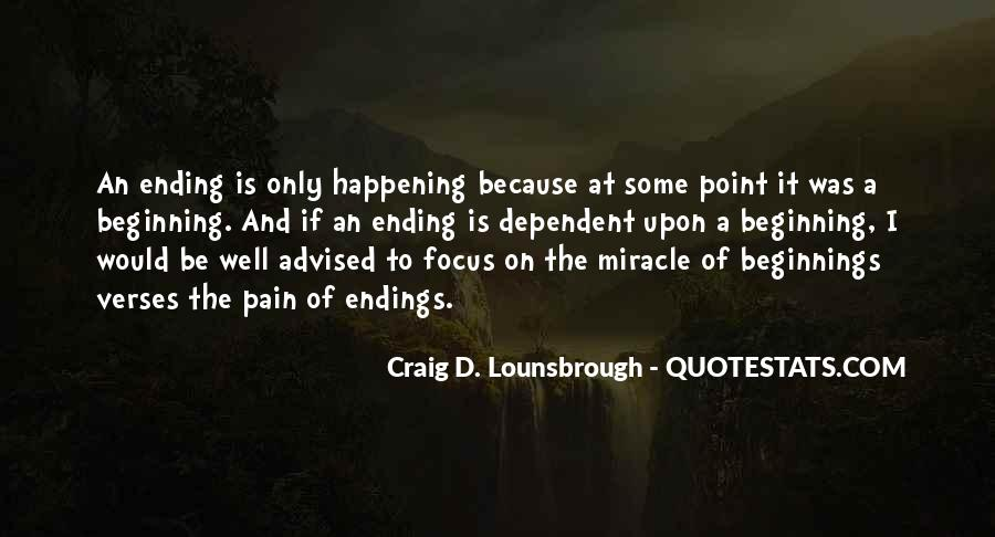 Quotes About Miracles Happening #249651