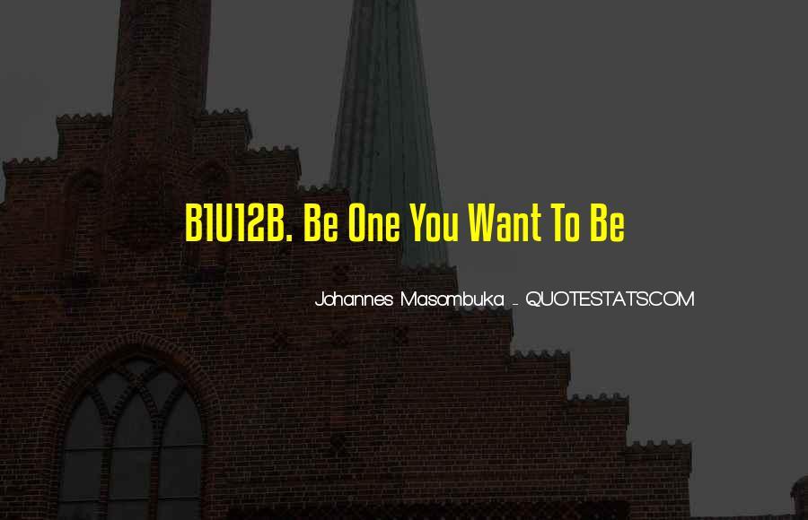 B1u12b Quotes #508210