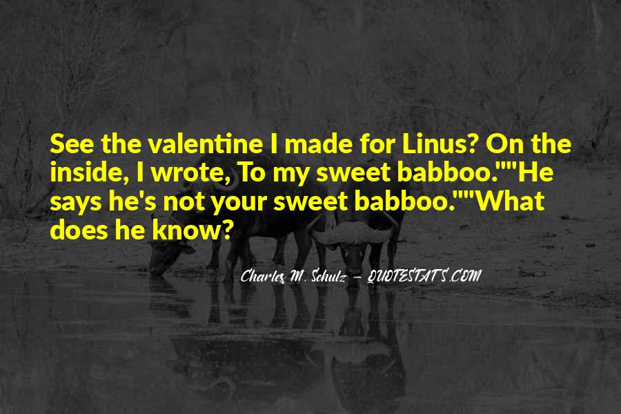 Babboo Quotes #526132