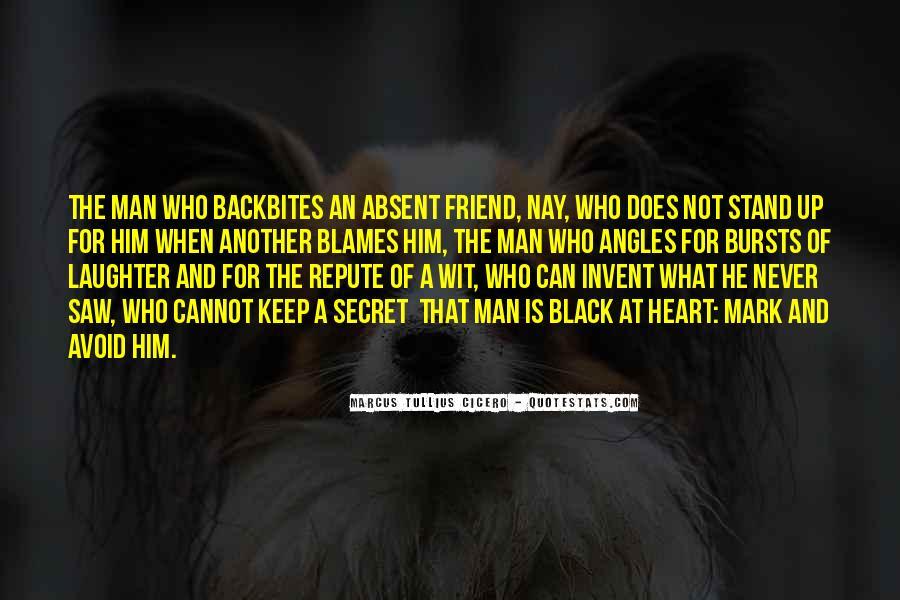 Backbites Quotes #120978