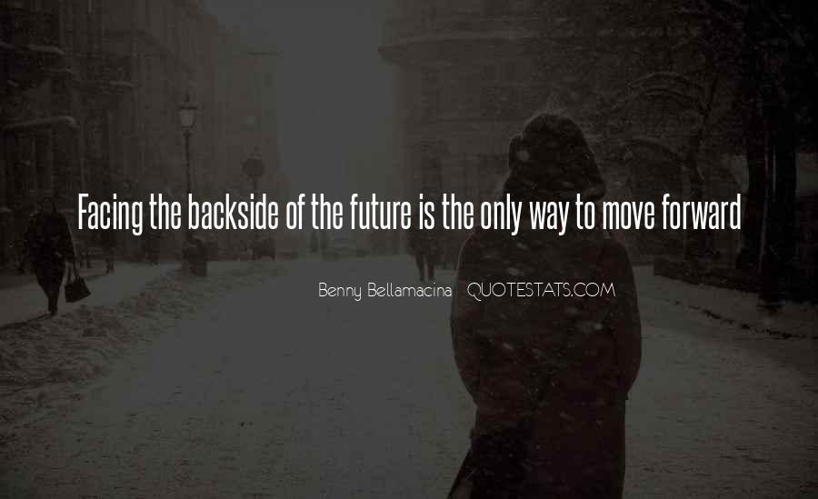 Backside's Quotes #283201
