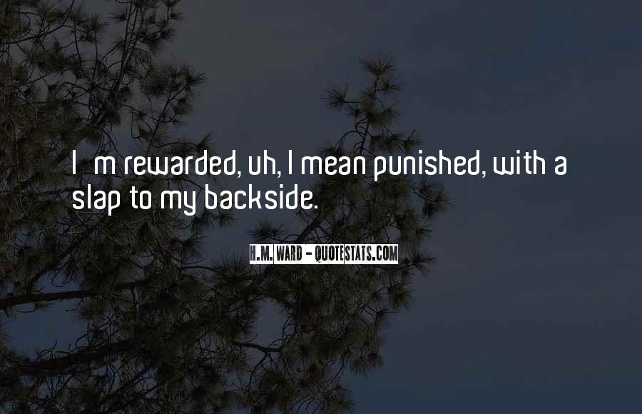 Backside's Quotes #347085