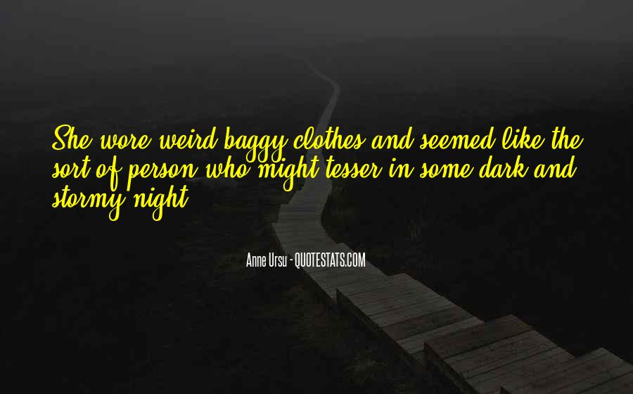 Baggy Quotes #559634
