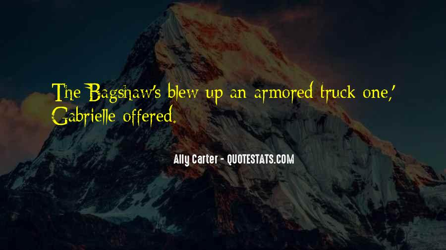 Bagshaw Quotes #663257