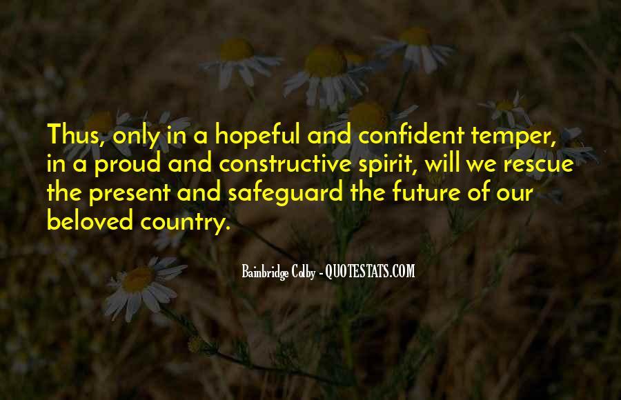 Bainbridge's Quotes #1040407