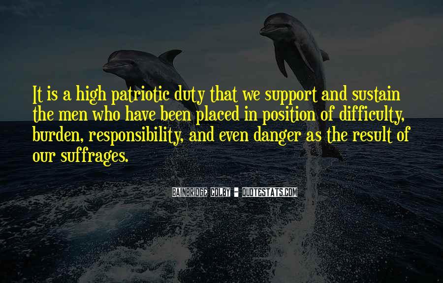 Bainbridge's Quotes #1199937