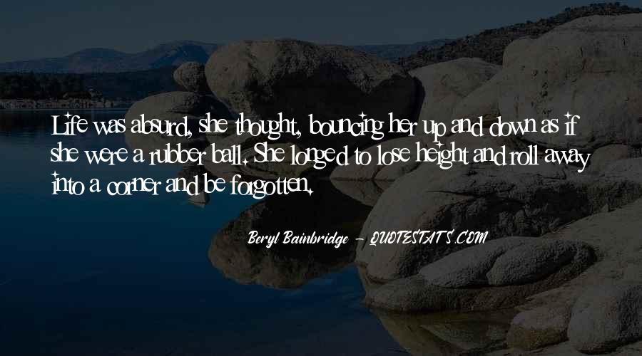 Bainbridge's Quotes #1661206