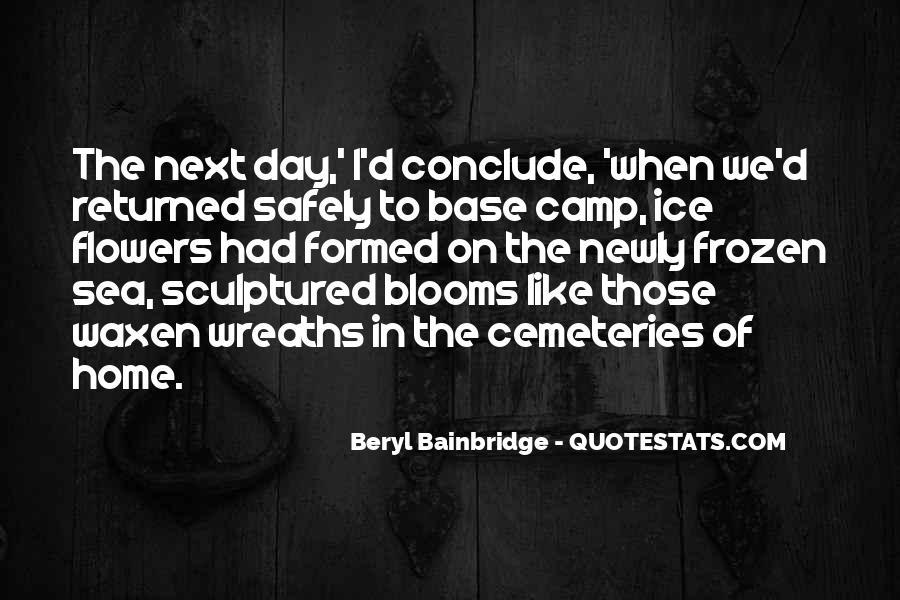 Bainbridge's Quotes #1700652