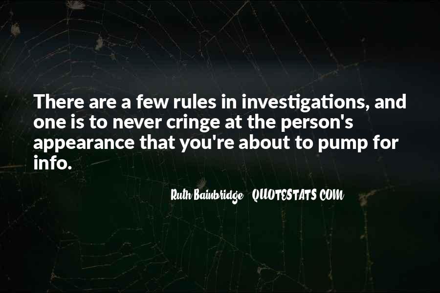 Bainbridge's Quotes #181972