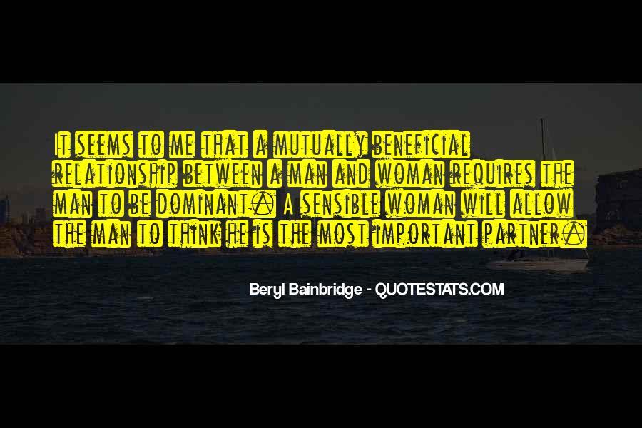 Bainbridge's Quotes #1822601