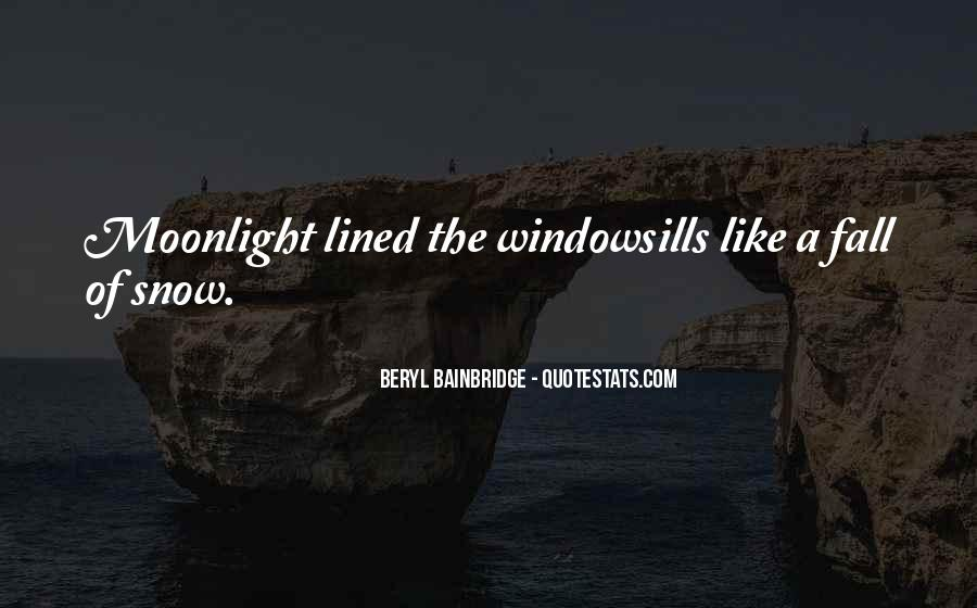 Bainbridge's Quotes #334708