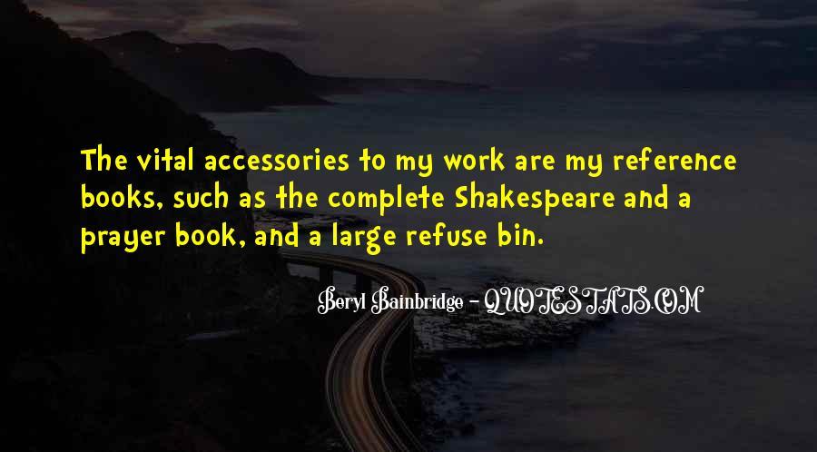 Bainbridge's Quotes #363991