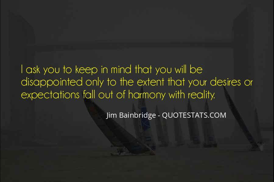 Bainbridge's Quotes #564519