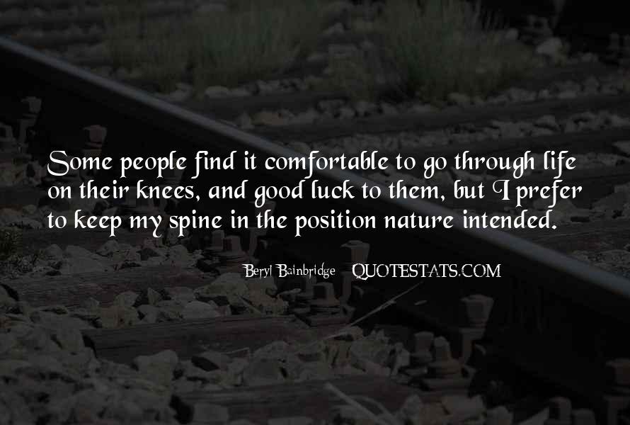 Bainbridge's Quotes #677930