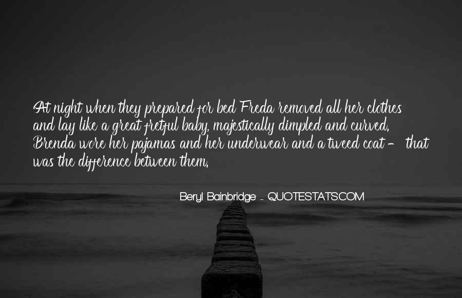Bainbridge's Quotes #79158