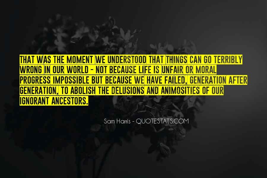Balking Quotes #1781629