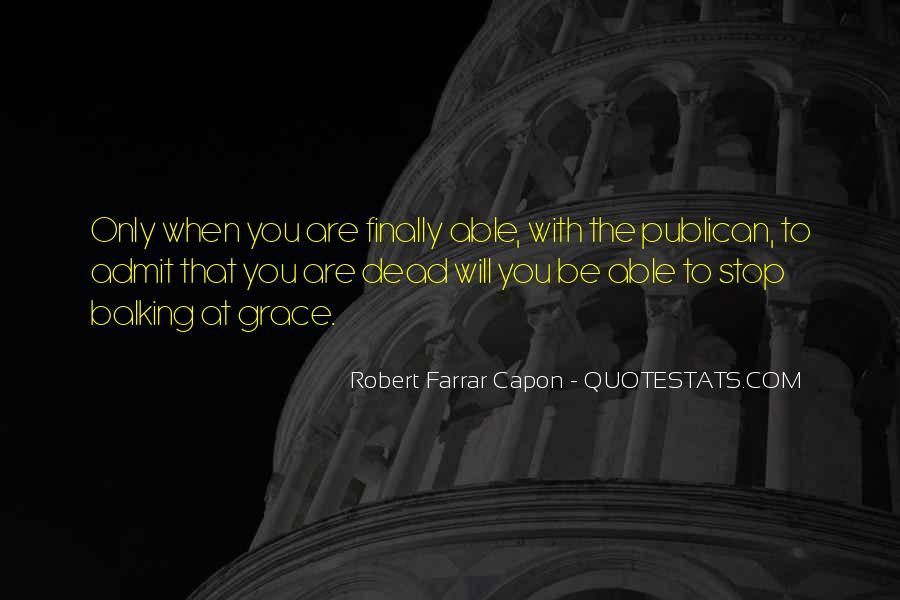 Balking Quotes #323565