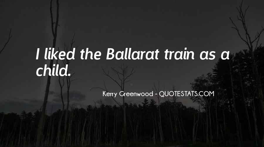 Ballarat Quotes #903979
