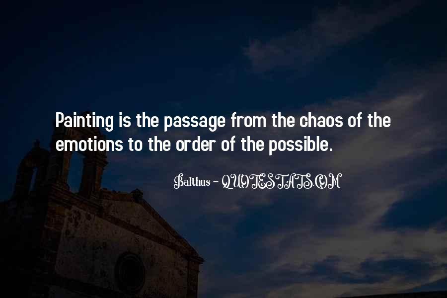 Balthus Quotes #1608902