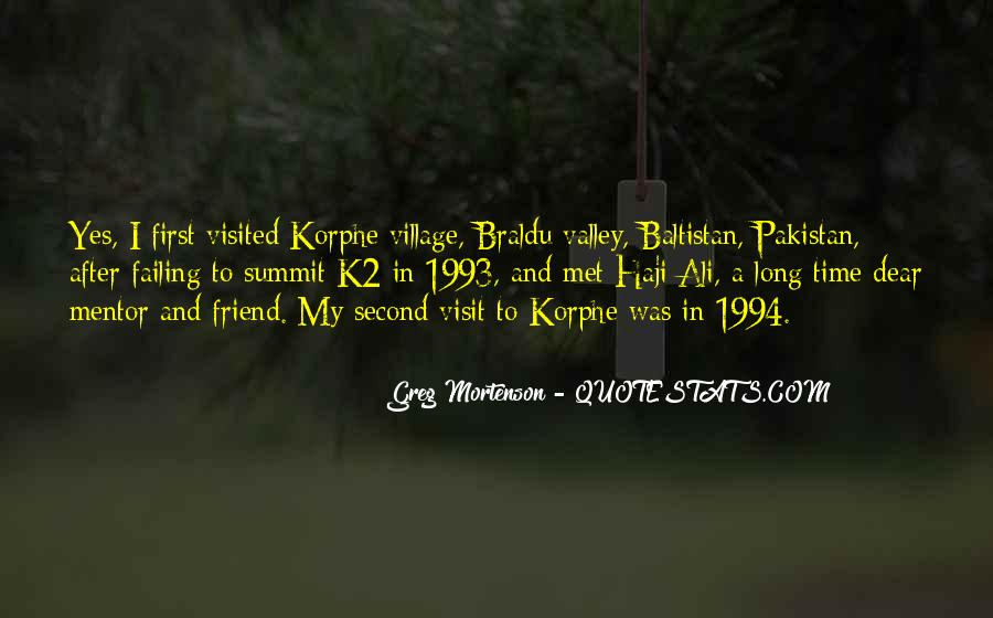 Baltistan Quotes #1308380