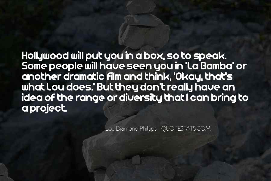 Bamba Quotes #1712459